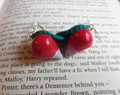 Luna Lovegood inspired Radish Earrings