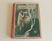 Vintage The Arabian Nights' Entertainments Hardback book McKay's Young People