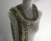 shades of green scarf free shipping sale