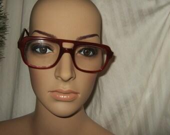Vintage eyeglasses glasses specs eyewear eyeglass frames Pennoptics Aviator