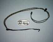 Ukulele Strap UKE THONG  with Military Paracord Strap - Adjustable - 5 colors *Buy 3, Get 4