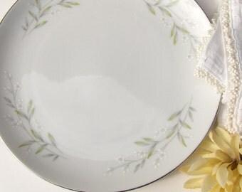 6 Vintage Dinner Plates St. Regis 101 Japan Fine China