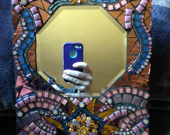 "Mosaic Mirror""Magic"""