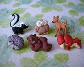 Animal Thumbtack, Animal Push Pin, Animal Notice Board Pins