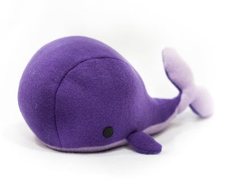 Pipsqueak the Stuffed Whale