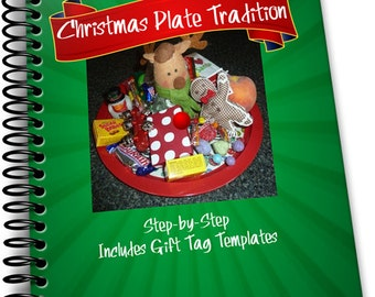 Start a Christmas Plate Tradition A Great Gift that Creates Memories Download Today