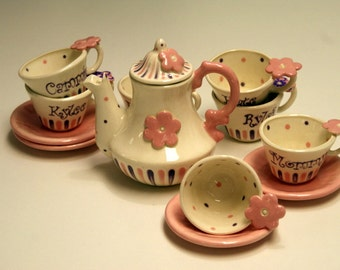 Tea Party Set for 7