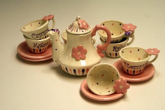 Tea Party Set for 7