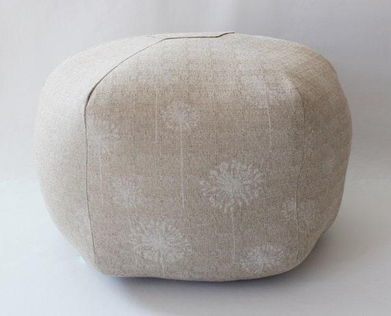 Natural Floor Pillows : Items similar to 24