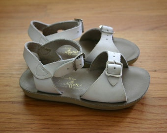 White Fisherman Sandals