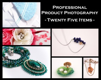 Product Photography Services - 25 Items