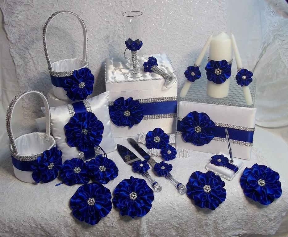 Flower Girl Baskets And Matching Ring Bearer Pillows : Matching wedding accessories set flower girl baskets ring