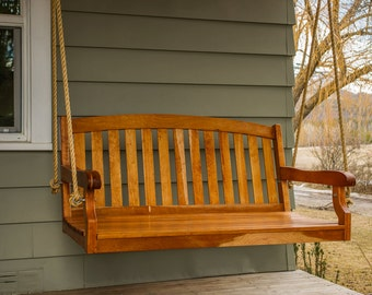 Cherry Porch Swing