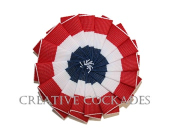 Les Miserables Tri-Color Cockade