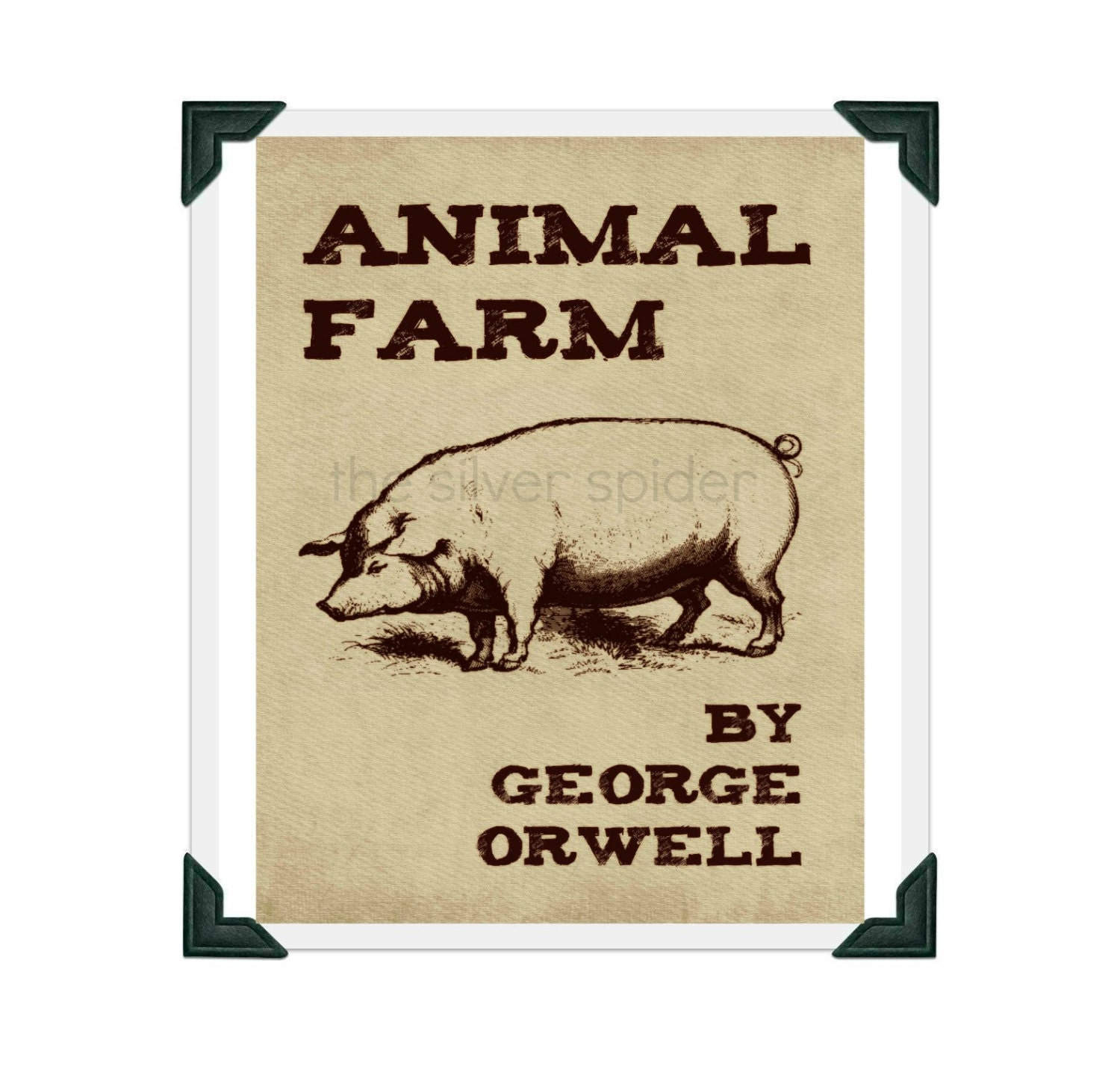 animal farm 8 essay
