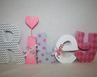 nursery wooden wall letters for nursery baby name letters wood wall art wood name letters wood nursery names wood kids names nursery letters