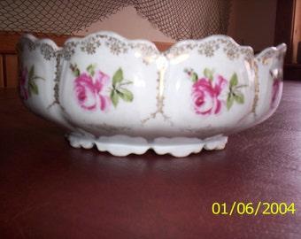 Vintage Bavarian Bowl