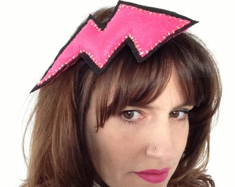 Lightning Bolt Headband