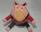 Jean Luc Pigard Piggy Bank