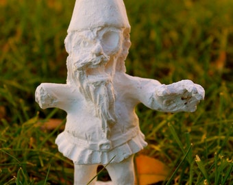 DIY Zombie Gnomes: Patient Zero with Optional Paint Kit