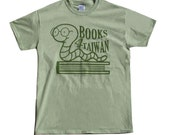 "Official ""Books for Taiwan"" Pistachio T-shirt"