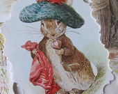 Vintage Beatrix Potter Illustrations