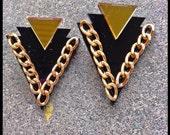 2 Chainz earrings