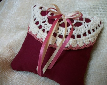 Little pillow or pincushion.