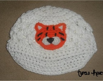 Detroit Tigers baby hat  2