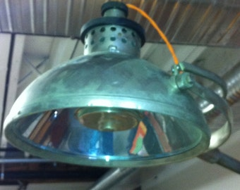 HUGE Industrial Vintage Light