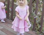 Toddler Girls Special Occasion Dress - Price reduced