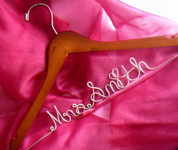 Personalized Hanger, RESERVED For Juliana ONLY
