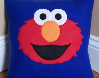 Elmo Pillow