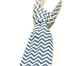 Newborn Tie, Newborn To 6 Months, Chevron Fabric Tie with Adjustable Strap, Newborn Photography Prop, Baby Tie, You Choose Your Color
