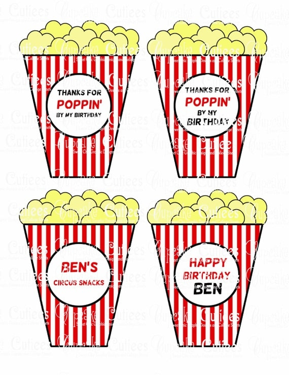 thank you saying for popcorn | just b.CAUSE