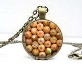 Art Teacher Gifts Pencil Necklace - Colored Pencil Jewelry - Gifts for Artists - Colored Pencil Art - Gifts for Her - Handmade Gifts