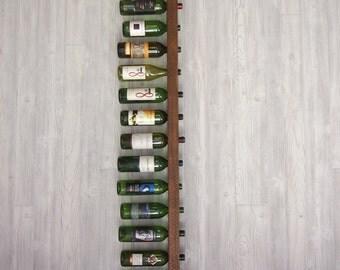 Tuscan Wine Rack 16 Bottle Stacked