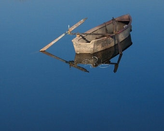 """NEW - The boat - Fine Art Photography 8""""x10"""""""