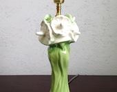 Vintage Bouquet Lamp