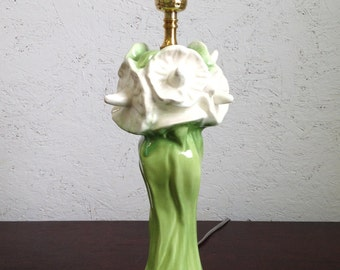 Vintage Bouquet Lamp