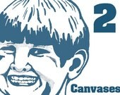 BULK DISCOUNT - Pick any 2 Canvases and Save