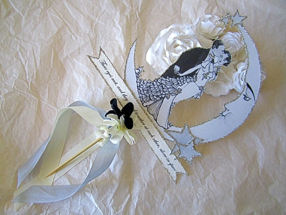 gatsby wedding cake toppers unavailable listing on etsy 14655