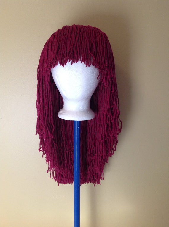 Crochet yarn Hair wig,women, baby, kids, hair, wig, yarn hair, yarn ...