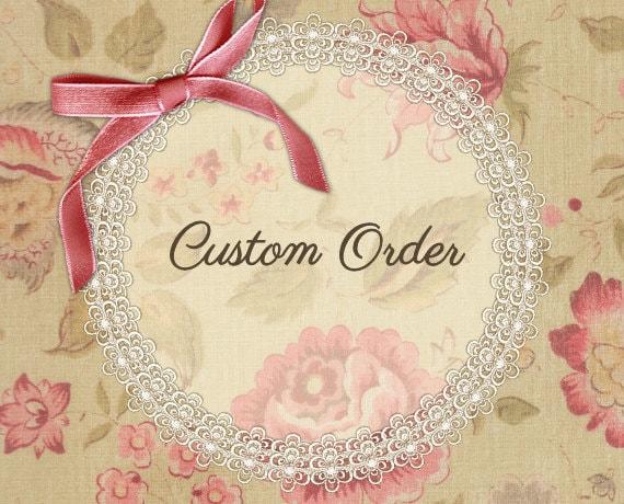 Custom Order For Barb