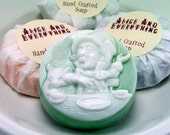 Soap, The Mad Hatter, Individual Soap, Choose Your Scent and Color, Customize Your Bar
