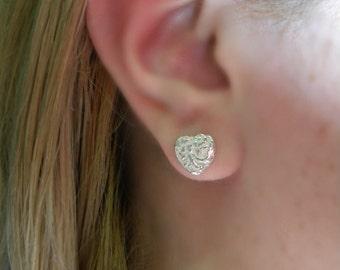Sparkling love Earrings. IN STOCK