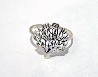 Tree ring, tree of life ring, Sterling silver ring, TREE tree of life, branch ring, branch jewelry, tree jewelry, tree of life jewelry
