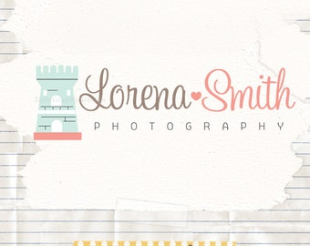 Sweet logo design - Premade Business Logo Design and Watermark - Pre made Logo