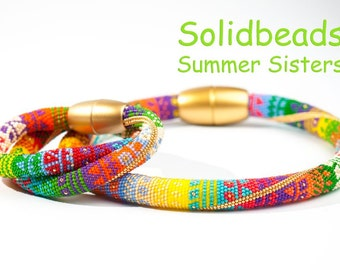 Summer - Printed Crochet Necklace Pattern