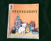 Peppermint vintage children's book